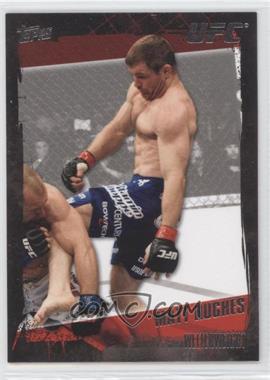 2010 Topps UFC Series 4 #28 - Matt Hughes