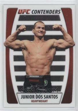 2010 Topps UFC Title Shot [???] #C-JDS - Junior Dos Santos