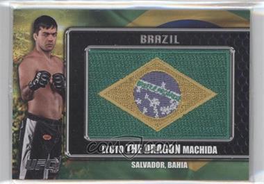 2010 Topps UFC Title Shot [???] #CP-LM - Lyoto Machida