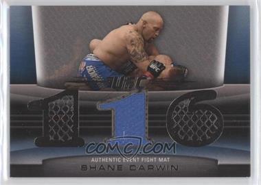 2010 Topps UFC Title Shot [???] #FM-SC - Shane Carwin /88
