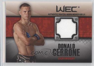2010 Topps UFC Title Shot [???] #FR-DCE - Donald Cerrone