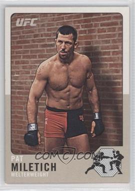 2010 Topps UFC Title Shot [???] #L-19 - Pat Miletich