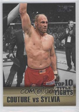 2010 Topps UFC Title Shot [???] #TT-27 - [Missing]