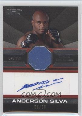 2010 Topps UFC Title Shot [???] #UFC117 - Anderson Silva /25
