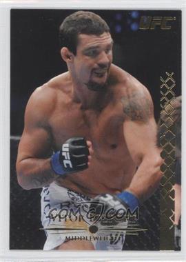 2010 Topps UFC Title Shot Gold #19 - Vitor Belfort