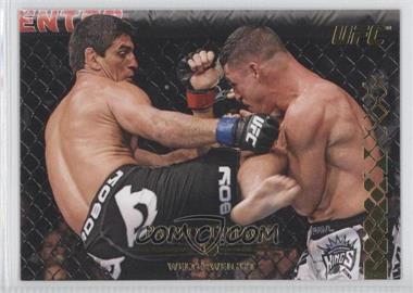 2010 Topps UFC Title Shot Gold #51 - Paulo Thiago