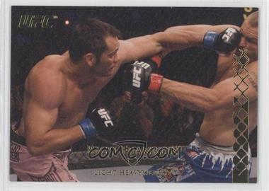 2010 Topps UFC Title Shot Gold #61 - Rich Franklin