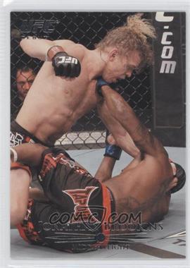 2010 Topps UFC Title Shot #150 - Jonathan Brookins