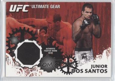 2010 Topps UFC Ultimate Gear Relic #UG-JDS - Junior Dos Santos