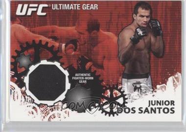 2010 Topps UFC Ultimate Gear Relic #UG-JDS - Junior Dos Santos