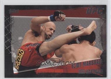 2010 Topps UFC #18 - Eliot Marshall