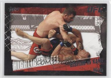 2010 Topps UFC #195 - Michael Bisping vs Denis Kang