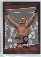 The Prodigy (BJ Penn) (nickname short print)