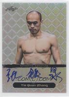 Tiequan Zhang (Tie Quan Zhang) /50