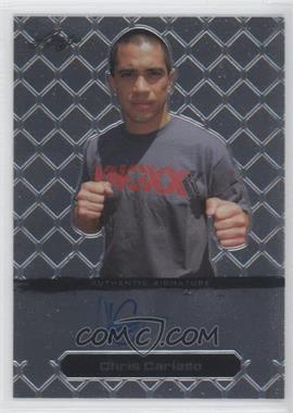 2011 Leaf Metal MMA #BA-CC-2 - Chris Cariaso