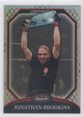 2011 Topps UFC Finest - [Base] - Refractor #61 - Jonathan Brookins /888