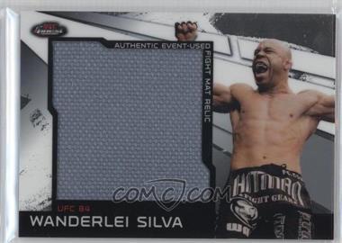 """2011 Topps UFC Finest - Jumbo Fight Mat Relics #MR-WS - Wanderlei """"The Axe Murderer"""" Silva (Wanderlei Silva)"""