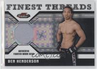 Benson Henderson (Ben Henderson) /188