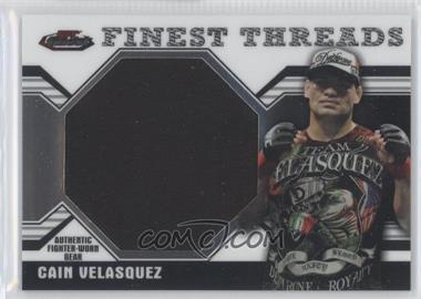 2011 Topps UFC Finest [???] #JR-CV - Cain Velasquez