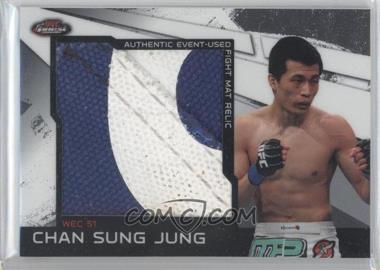 2011 Topps UFC Finest [???] #MR-CSJ - Chan Sung Jung