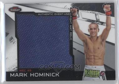 2011 Topps UFC Finest [???] #MR-MH - Mark Hominick