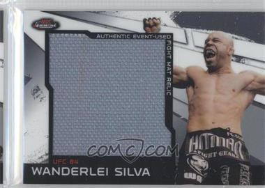 """2011 Topps UFC Finest [???] #MR-WS - Wanderlei """"The Axe Murderer"""" Silva (Wanderlei Silva)"""