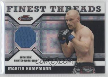 2011 Topps UFC Finest [???] #R-MK - Martin Kampmann /188