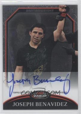 2011 Topps UFC Finest Fighter Autographs #A-JB - Joseph Benavidez (Joe Benavidez)