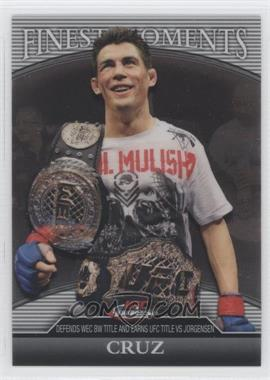 2011 Topps UFC Finest Finest Moments #FM-DC - Dominick Cruz /388