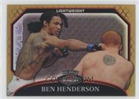 Benson Henderson (Ben Henderson) /88