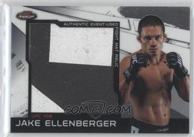 2011 Topps UFC Finest Jumbo Fight Mat Relics #MR-JE - Jake Ellenberger