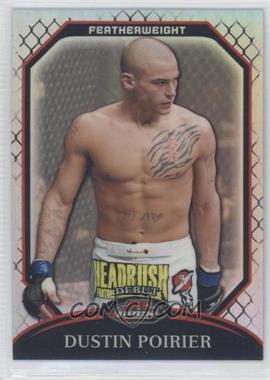 2011 Topps UFC Finest Refractor #2 - Dustin Poirier /888