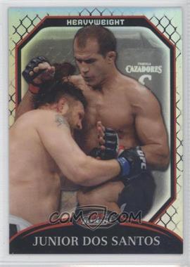 2011 Topps UFC Finest Refractor #47 - Junior Dos Santos /888