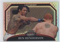 Benson Henderson (Ben Henderson) /888