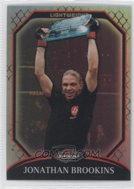2011 Topps UFC Finest Refractor #61 - Jonathan Brookins /888