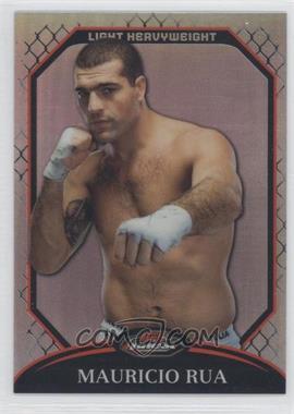 "2011 Topps UFC Finest Refractor #74 - Mauricio ""Shogun"" Rua /888"