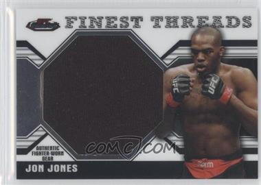 2011 Topps UFC Finest Threads Jumbo Relics #JR-JJ - Jon Jones