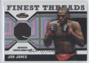 2011 Topps UFC Finest Threads Relics X-Fractor #R-JJ - Jon Jones /188