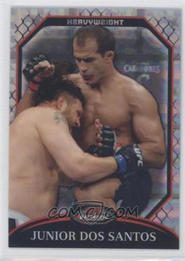 2011 Topps UFC Finest X-Fractor #47 - Junior Dos Santos /388