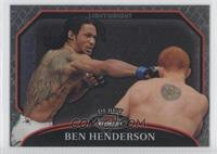 Benson Henderson (Ben Henderson)