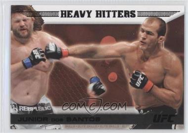 2011 Topps UFC Moment of Truth - [???] #ES-JDS - Junior Dos Santos