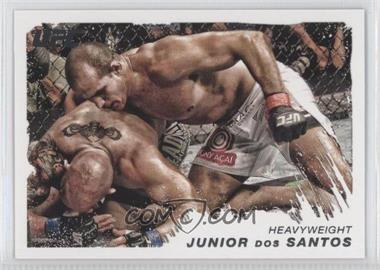 2011 Topps UFC Moment of Truth - [Base] #156 - Junior Dos Santos