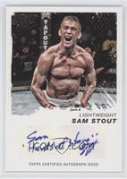 Sam Stout