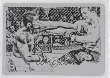 2011 Topps UFC Moment of Truth [???] #34 - Carlos Eduardo Rocha /1