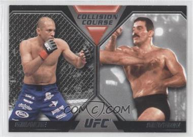 2011 Topps UFC Moment of Truth [???] #CC-GS - Royce Gracie, Dan Severn