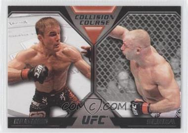 2011 Topps UFC Moment of Truth [???] #CC-HS - Matt Hughes, Matt Serra
