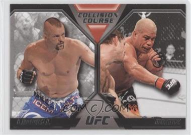 2011 Topps UFC Moment of Truth [???] #CC-LO - Chuck Liddell, Tito Ortiz