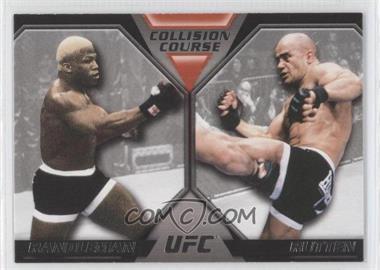 2011 Topps UFC Moment of Truth [???] #CC-RR - Kevin Randleman, Bas Rutten