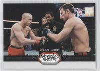 Georges St-Pierre, Jake Shields