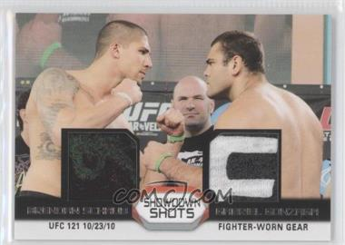 2011 Topps UFC Moment of Truth [???] #SSDR-SG - [Missing]